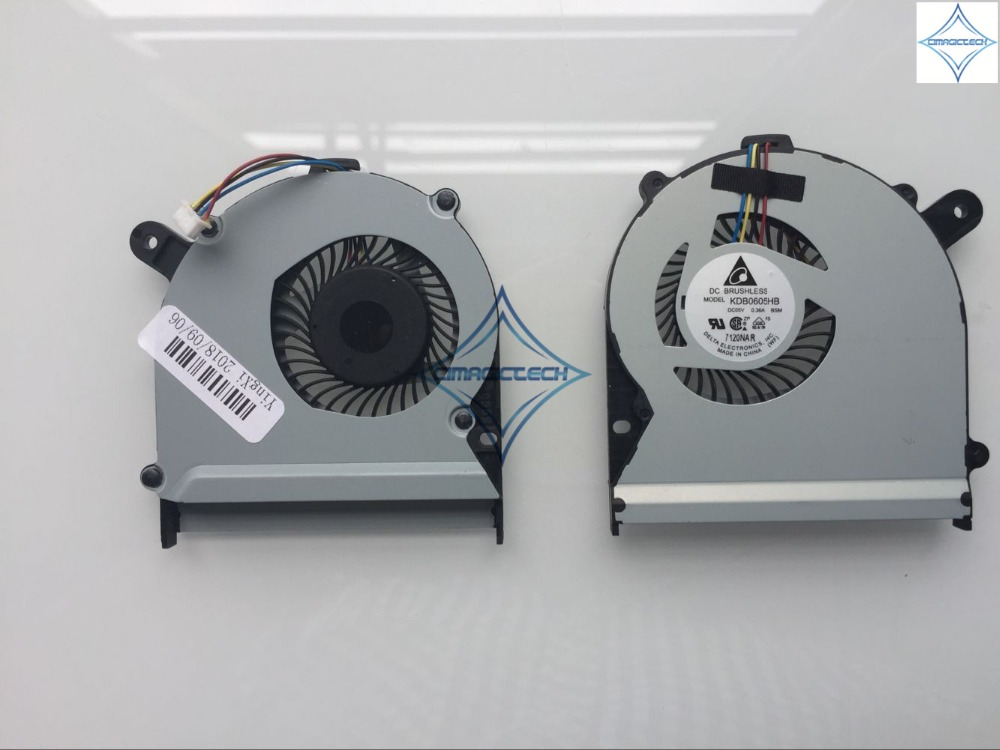 Original Laptop ASUS S400 S400CA  S500  S500CA CPU Fan 13GN3P1AM010 UDQFRYH88DAS