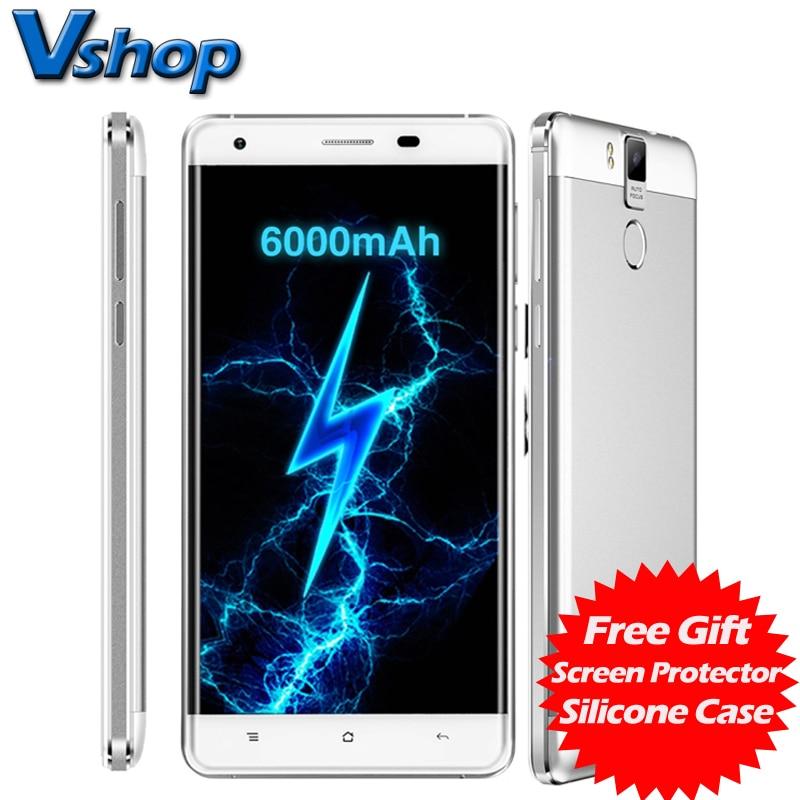 Original OUKITEL K6000 Pro 4G Mobile Phones Android 6 0 3GB RAM 32GB ROM Octa Core