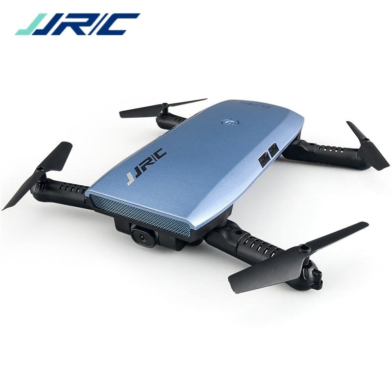 JJRC H47 ELFIE Plus Mini Selfie Drone with Camera HD 720P WIFI FPV Gravity Sensor Altitude Hold Foldable Quadcopter VS Eachine jjrc h47 2017 new elfie plus mini selfie drone with camera hd 720p wifi fpv gravity sensor altitude hold foldable quadcopter