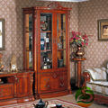 Wine cooler Classic wood wine cabinet Double doors