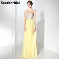 Sexy Ever Pretty Prom Dresses 2017 With A Line Zipper Jewel Floor Length And High Quality
