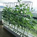 Высокое качество балкон Крытый гидропоники системы NFT водная культура Бесконтактное культивирование органические овощи коробка для посад...