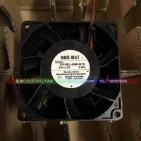 NMB MAT 3115RL 05W B70 ER1 DC 24 V 0.8A 80x80x38mm 2 Draht-in Lüfter & Kühlung aus Computer und Büro bei