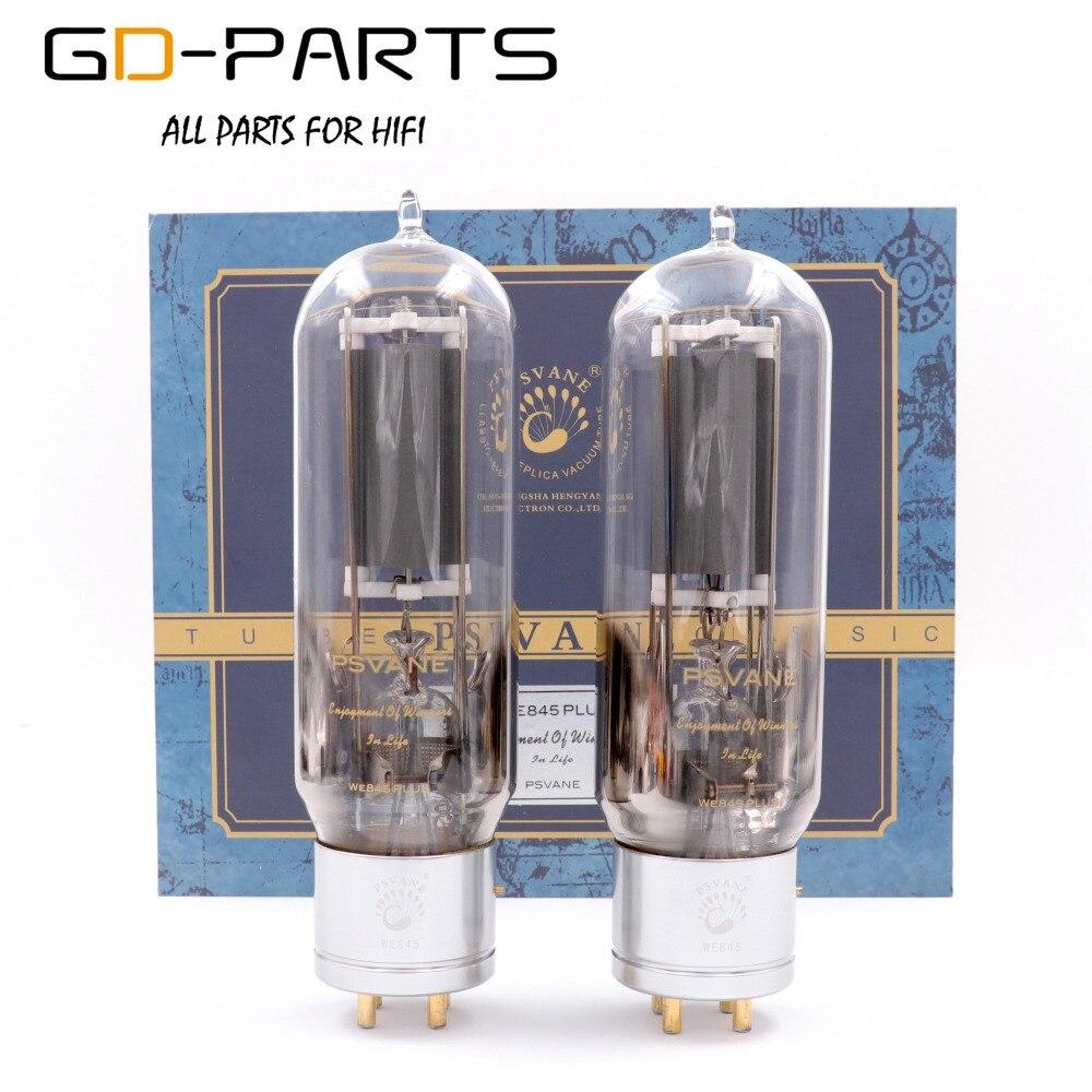 PSVANE Premium WE845-PLUS Vacuum Tube 1:1 Replica Western Electric 845 For HIFI Vintage Audio TUBE AMP DIY Upgrade Factory Match
