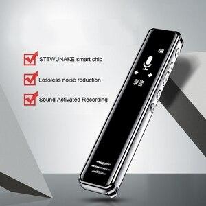 Image 2 - STTWUNAKE مسجل صوت رقمي صغير الصوت القلم الإملاء مسجل صوت صغير صوت تنشيط تسجيل فئة الاجتماع