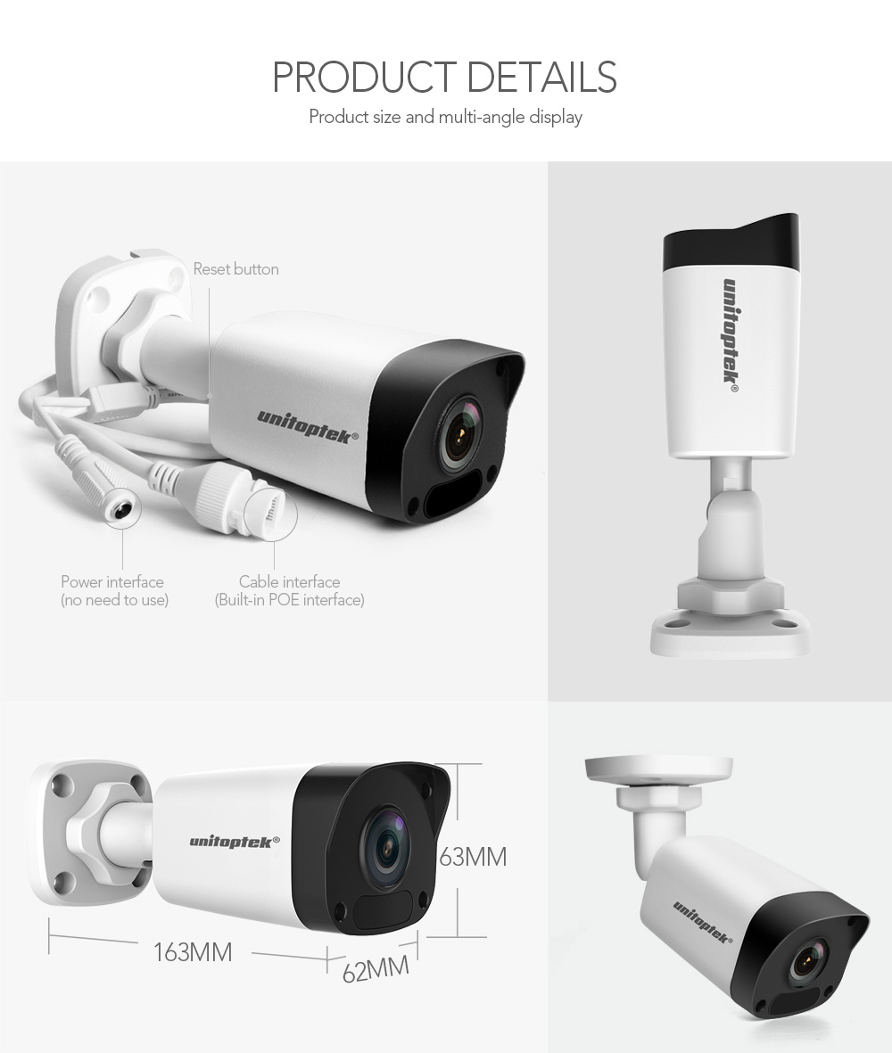 12 sistemes de càmera IP impermeables