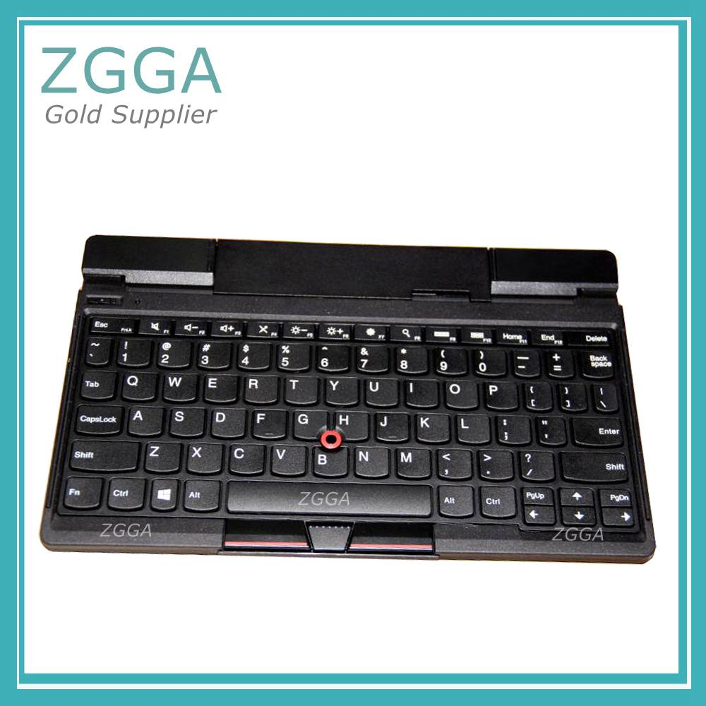 0B47270 GENUINE NEW For Lenovo ThinkPad 8 Tablet 2 Bluetooth Keyboard with Stand USB Charger US English Layout 04Y1495 04Y1512