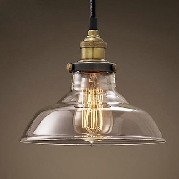 European Modern Style Hanging Pendant Lights Lamps Retro