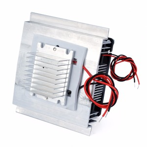 Image 5 - 1pc DC12V Metal Peltier Semiconductor Cooler DIY Kit For Refrigeration Air Conditioner System