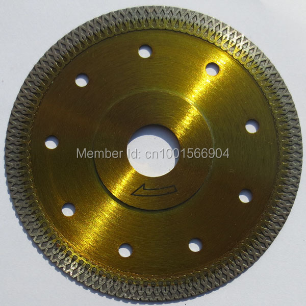 "5 inch"" hard tile cutting blade,ultra thin blade, especially good to cut ceramic and tile! 125mm turbo blade.!"""