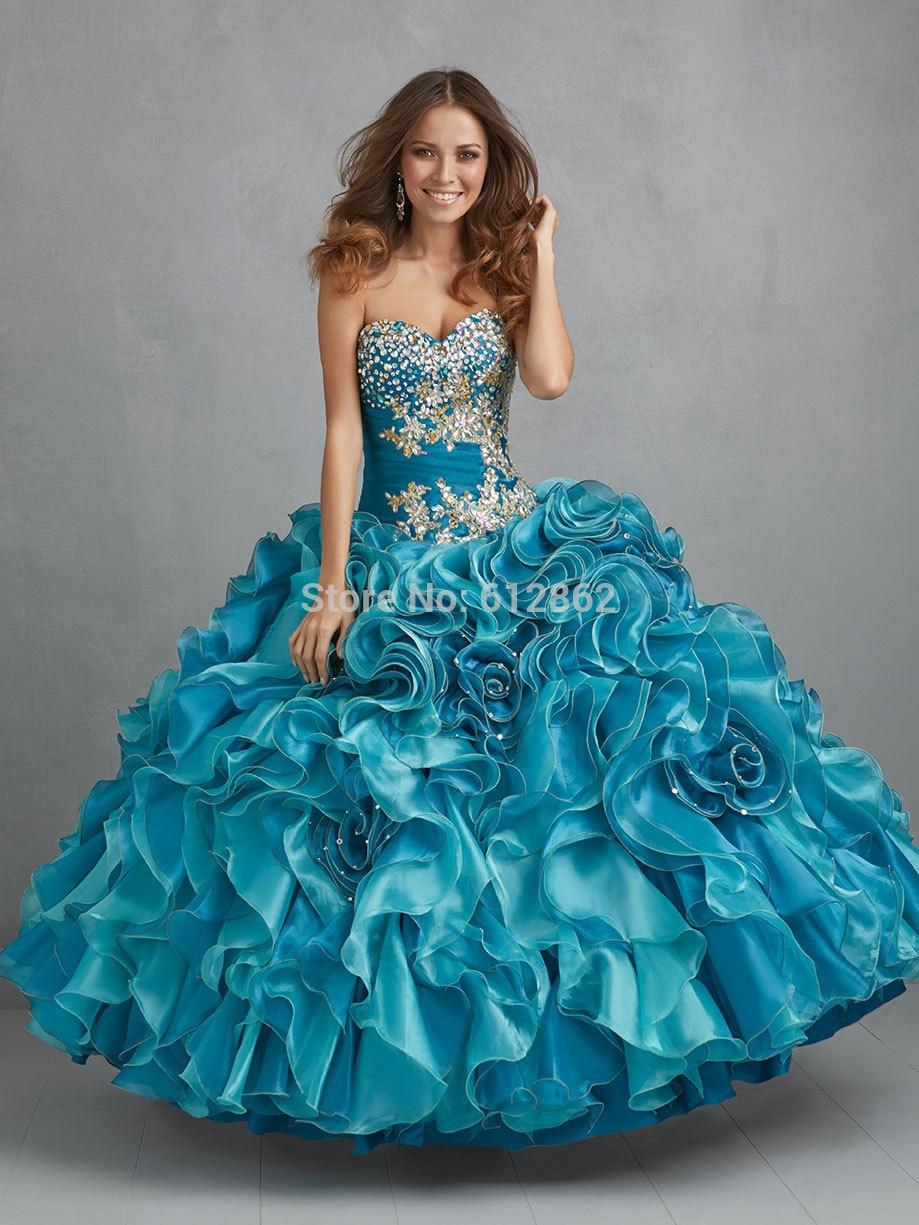 Blue turquoise dress sale