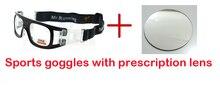 Rezept Erwachsene Schutz Sicherheit Basketball Gläser Anti-Fog baloncesto gafas optische Fußball brille