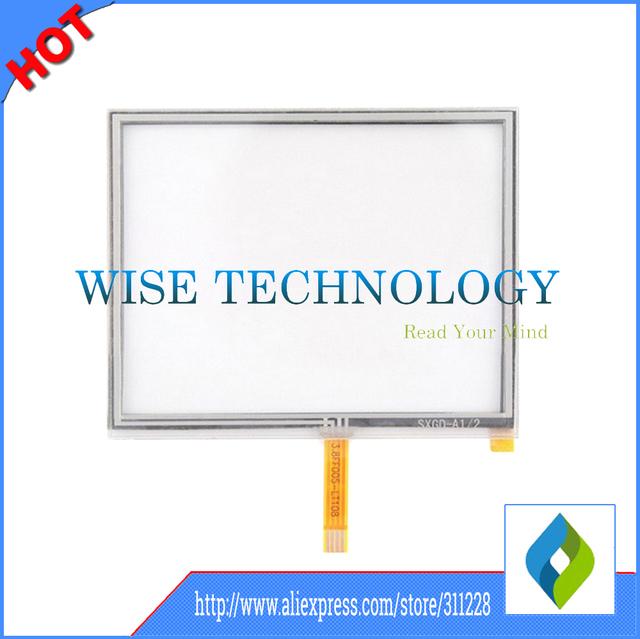 Para Intermec CK3 CK3B táctil panel táctil pantalla digitalizador de vidrio para el colector de datos, colector de datos de la pantalla táctil