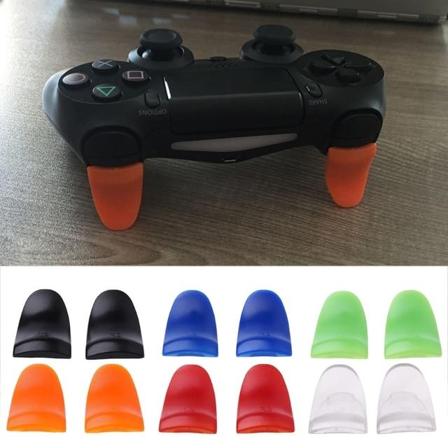 1 cặp/bộ L2 R2 Kích Hoạt Mở Rộng Nút Bộ Dành Cho PlayStation PS4 Bộ Điều Khiển
