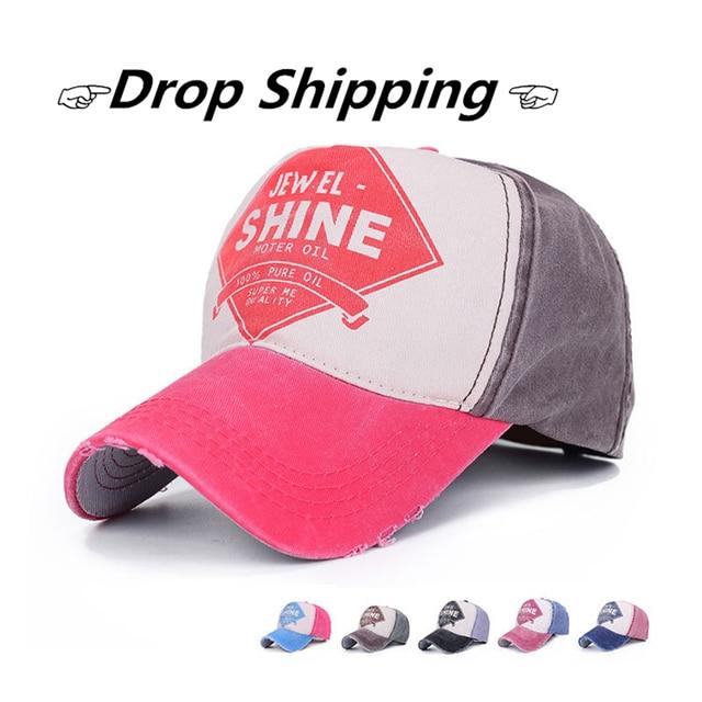 efd8f7efa45 Drop Shipping New Korean Men And Women Lovers Hat Summer Fashion Sun  Baseball H Letter Cap