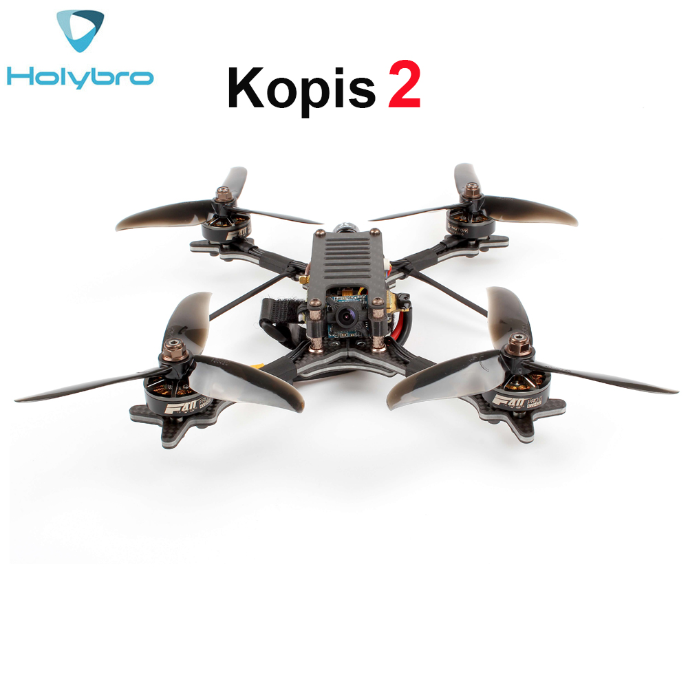 Holybro Kopis 2 FPV Da Corsa Drone con Kakute F7 4 6S FC Atlatl HV V2 5.8g 800mW T motor F4-in Componenti e accessori da Giocattoli e hobby su  Gruppo 1