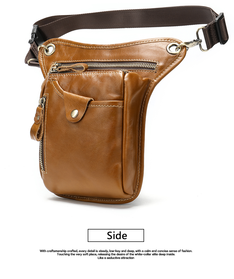 HTB1NXBxcrus3KVjSZKbq6xqkFXaE - WESTAL men's belt bag leather leg bag male fanny pack waist bags men tactical phone pack fashion leather motorcycle bags for men