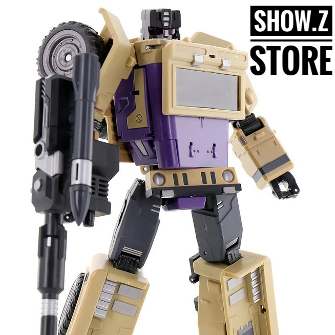 [Show.Z Store] Unique Toys M-02 Ragnaros Combiner Gahz'Ranka (Swindle) Bruticus Transformation TF Action Figure managing the store