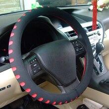 EVA Steering Wheel Cover Economic Individuality Cartoon New Interior Accessories  Car