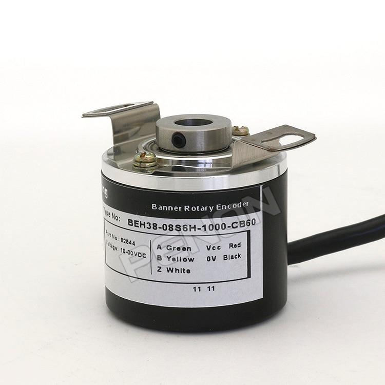 BEH38-08S6H-1000-CB60 encodeur rotatif 100-200-300-400-600BEH38-08S6H-1000-CB60 encodeur rotatif 100-200-300-400-600