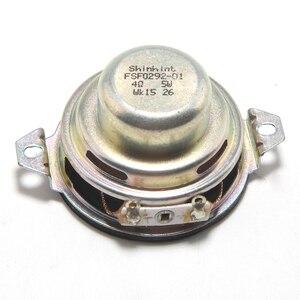 Image 3 - 1.5 inch Full Range Speaker 5W 40mm Portable Speaker 4 ohm 8ohm Mini Loudspeaker Horns Audio Car Speakers DIY Home System 2pcs