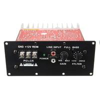KROAK Car Hi Fi Bass Power Amplifier Powerful 6 12inch Subwoofers Digital AMP Mini Amplifier Board