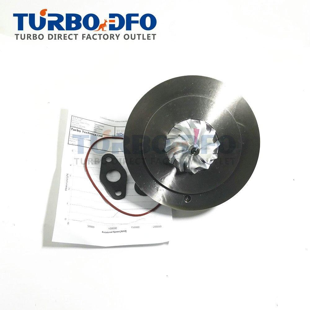 BV40 Turbo Cartridge NEW 54409700002 For Audi A3 Q3 S3 140 HP 103 Kw 2.0TDI CFFA CHAA CBAB BKD 2007- Turbine Core CHRA Balanced