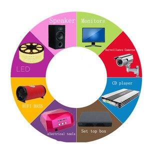 Image 5 - 5,5mm * 2,5mm AC 100 V 240V zu DC 15V 6A 90W Netzteil Adapter Konverter Ladegerät für IMAX B6 Elektrische Werkzeug/Laptop/LED/Lautsprecher