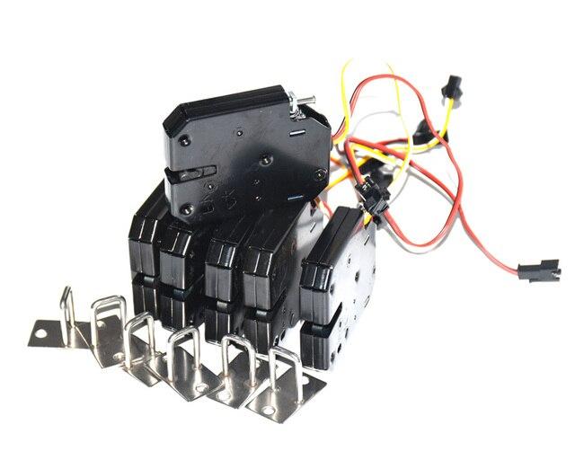 5 pcs con feedback serratura Elettronica della porta di chiusura 12 V/2A per cabinet serrature/solenoide serrature/cassetto (connettore opzionale)