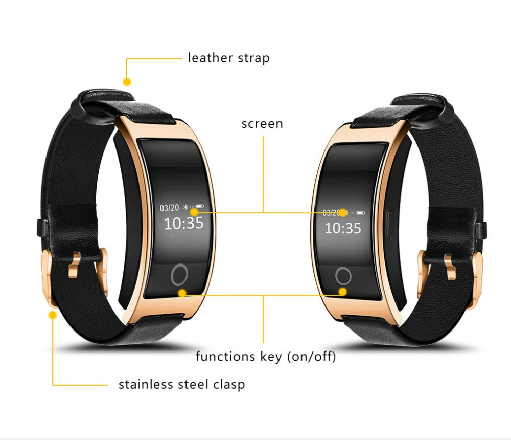 CK11S <font><b>bluetooth</b></font> smart <font><b>bracelet</b></font> waterproof <font><b>bluetooth</b></font> <font><b>incoming</b></font> <font><b>call</b></font> <font><b>vibrate</b></font> alert <font><b>bracelet</b></font> men <font><b>bluetooth</b></font> notification <font><b>bracelet</b></font>