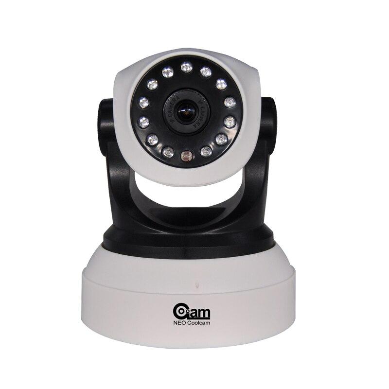 COOLCAM NIP-51FX 720 P HD IP Caméra Wifi Sans Fil Mégapixels IR Infrarouge de Vision Nocturne IP Cam Réseau Surveillance Intérieur