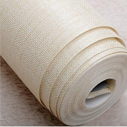 Aliexpress.com : Faux Grasscloth Moderne Tapete Einfachen Textur ... Einfaches Schlafzimmer Schrge Braun Beige