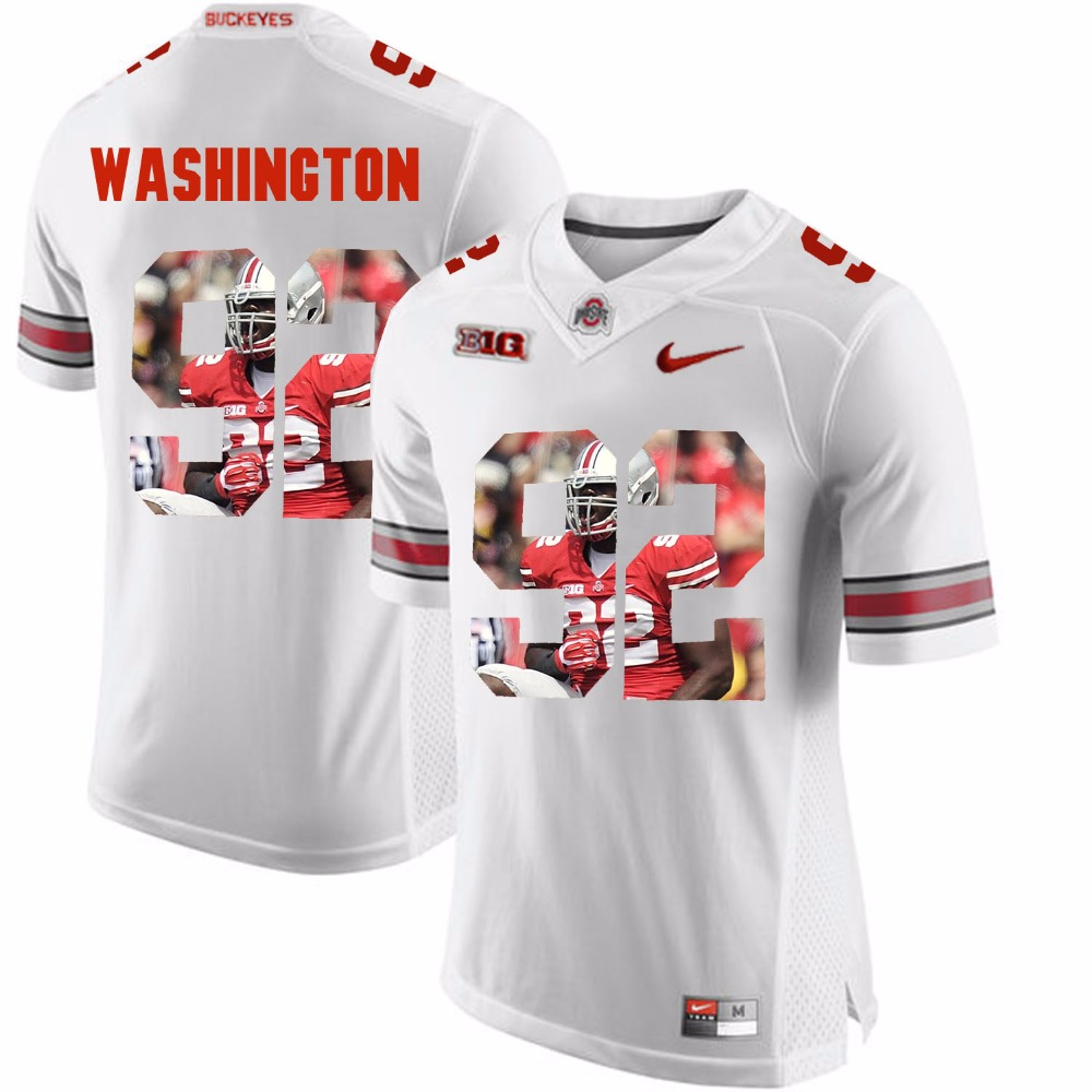 Adolphus Washington Jersey