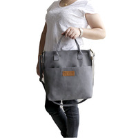 New easy environmental handbag women's shoulder bag with single shoulder hand carry shopping bag