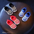 YNB  Baby Toddler Kids PU Shoes with  Caterpillar Design, 2016 Children Brand Sport Shoes for Boys Girls, 3Colors Kids Sneakers