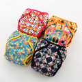 JinoBaby Cloth Pocket Diaper Bamboo Reusable Couche Lavable Cloth Diapers Potty Training Pants (One Size Fits for NB to 17KGS)