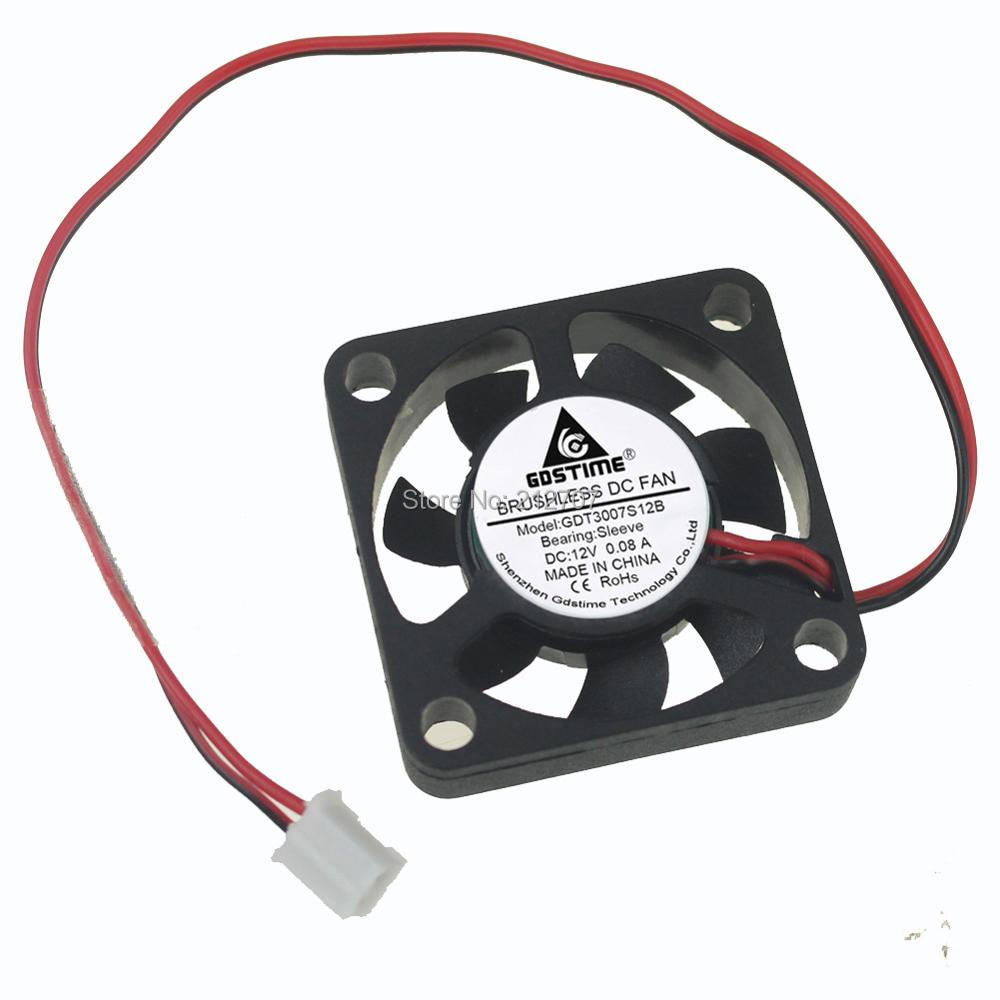 Hvac & Ersatzteile Streng 1 Stücke Bürstenlosen Dc Kühlung 7 Klinge Fan 8025 S 24 V 80x80x25mm Schwarz Heizung, Kühlung & Lüftung