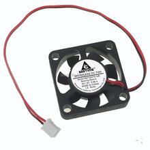 5pcs/lot GDT 12V 2P 30mm 3007 30 x 7mm Brushless Cooling Motor 3007s Fan