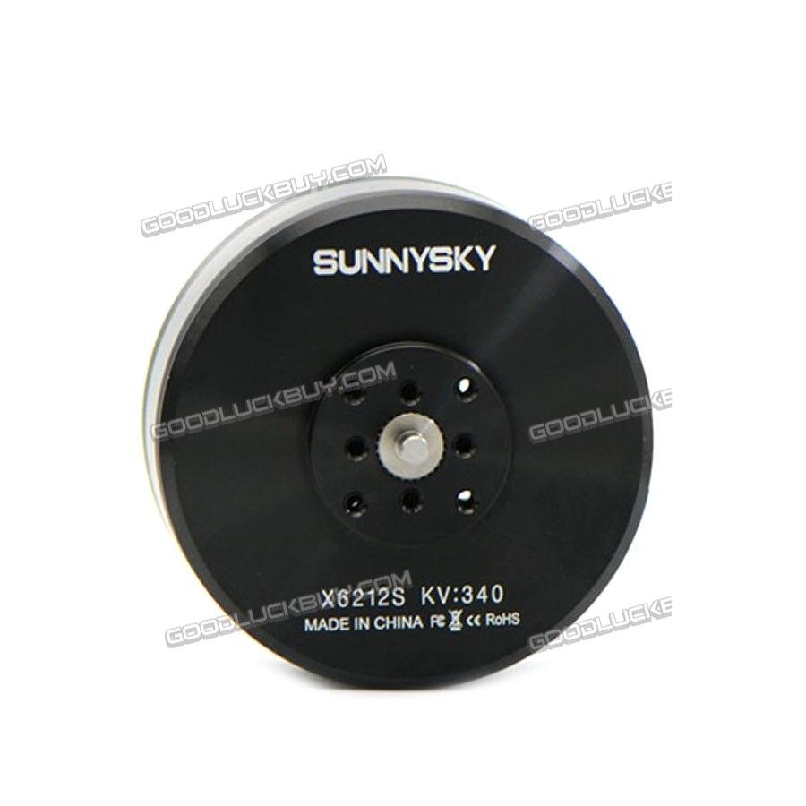 Sunnysky X6212S 180KV 12S Outrunner Professional Level Brushless Motor for RC Multicopter