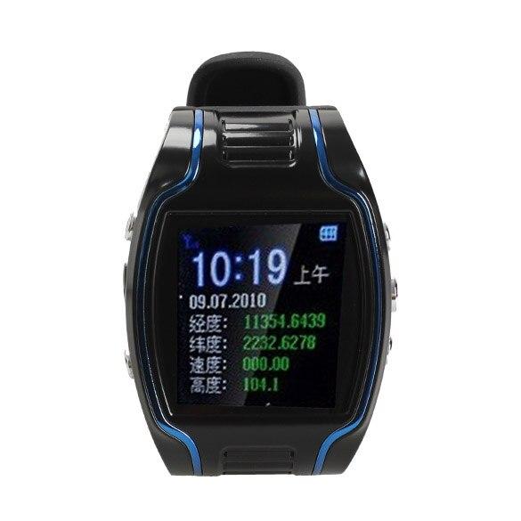 Child Old Anti-lost Alarm GPS Watch Locator GPS Tracker Device Dectectors  XYY