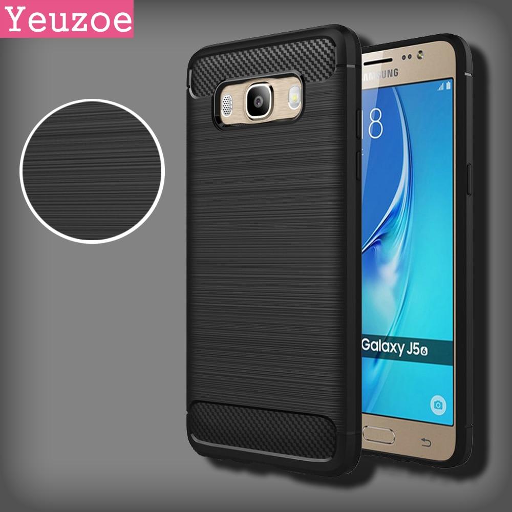 Case For samsung galaxy J5 2016 J7 2016 cover Soft Silicone TPU Cover Case  for Coque samsung J510 J710 J500 case Phone shell 3c5d685b5312