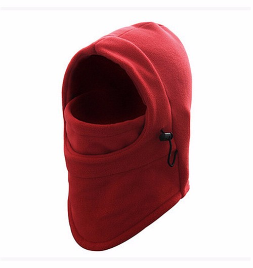New Arrival Face Mask Thermal Fleece Balaclava Hood Swat Bike Wind Winter wind-proof and sand-proof Stopper Beanies CC0013 3