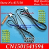 NTC Temperature Sensor Probe  5K 10K 15K 20K 25K 50K 1%  Waterproof cable XH2.54  connector Air conditioning refrigerator