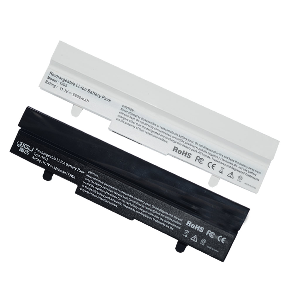 Laptop Batteries Laptop Accessories free Shipping Steady White 4400mah Laptop Battery For Asus Eee Pc Eeepc 1001ha 1001px 1005 Ha 1005h 1005p 1005pe 1101ha
