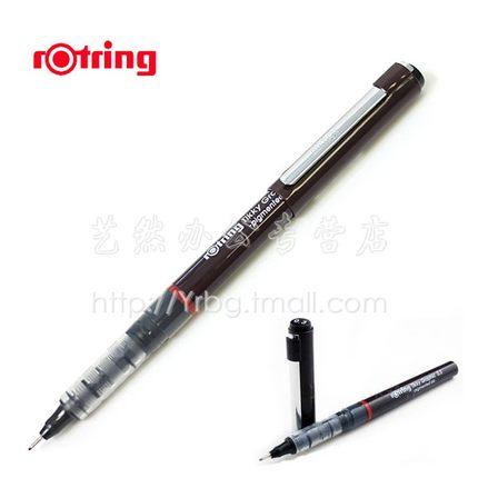 Rotring needle pen