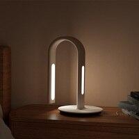 Original Xiaomi Mijia Philips Smart Table Lamp 2 LED Light DeskLamp EyeCare Desklight Dual Light Support