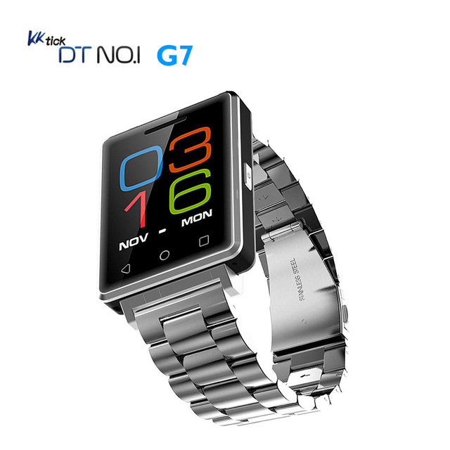 NO.1 G7 Smart Watch Heart Rate Sensor Wearable Devices To Be NO.I Smartwatch for Men and Women Supporting Android Apple watches