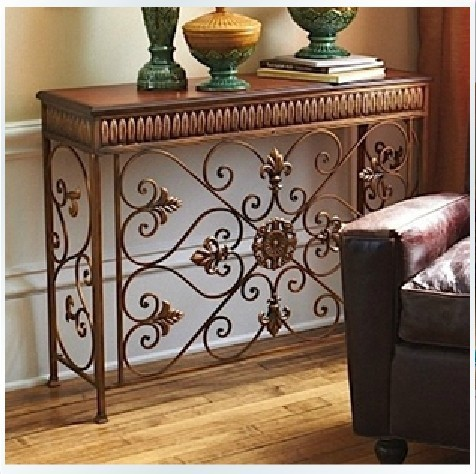 Continental Iron Entrance Table Several Aquarium Stand Side Tables Altar  Tables Entrance Station Wall Heating Cover