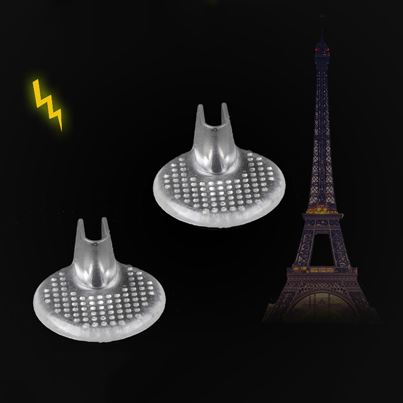 DCOS-Gel Inserts Cushions Flip Flop Sandal Insoles 1 Pair