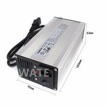 51.1ボルト7a充電器44.8ボルトlifepo4バッテリスマート充電器に使用14 s 44.8ボルトlifepo4バッテリ高電力でファンアルミケース